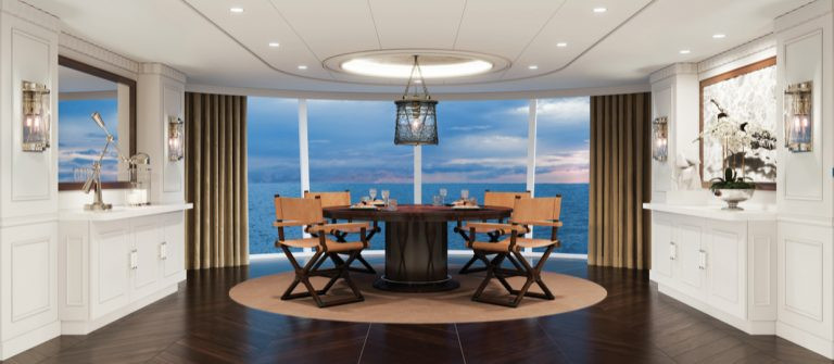 oceania cruises library