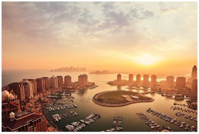 Seatrade: Qatar Tourism presents its new projects