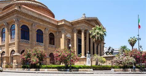 Theater Massimo - Palermo