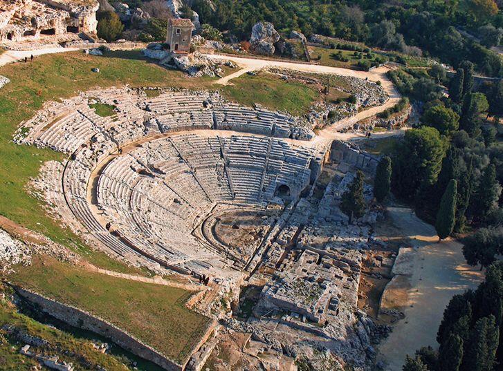 Amphitheatre - Syracuse