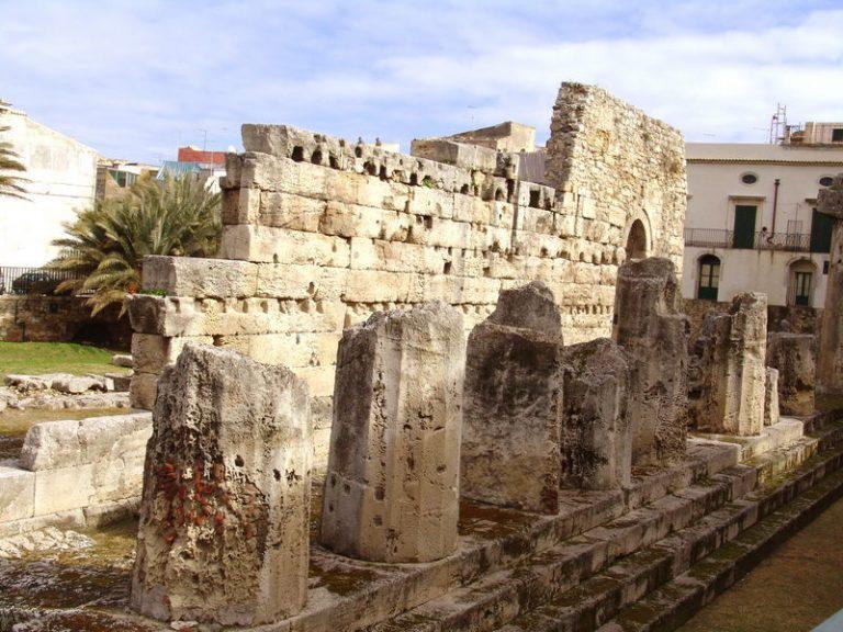 Temple of Apollo - Syracuse