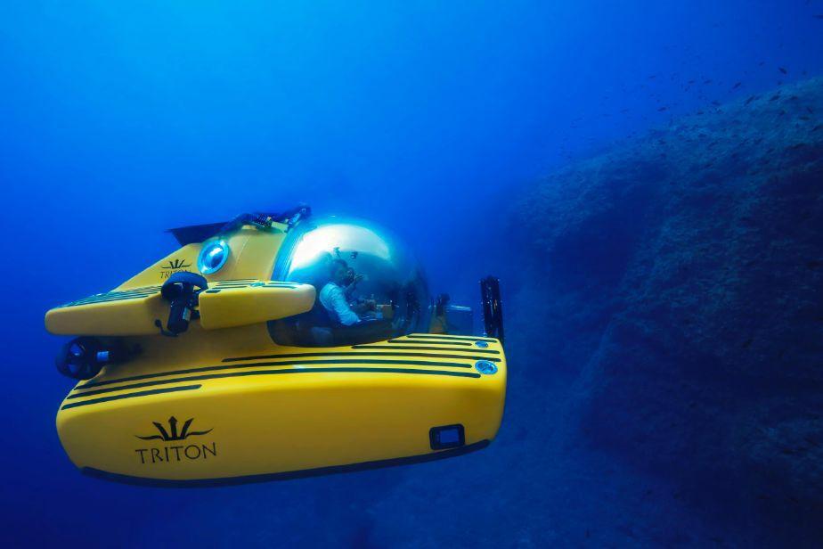 Triton Submarines entra in collaborazione con Scenic
