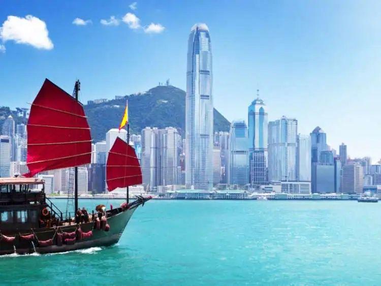 Hong Kong, Cina - World Cruise 2024 Seabourn