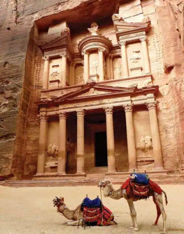 Petra, Jordan - World Cruise 2024 Seabourn