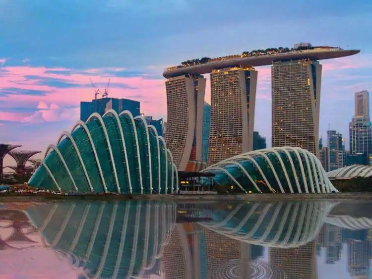 Singapore - World Cruise 2024 Seabourn