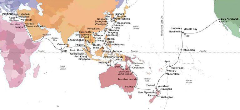 World Cruise 2024 - Seabourn