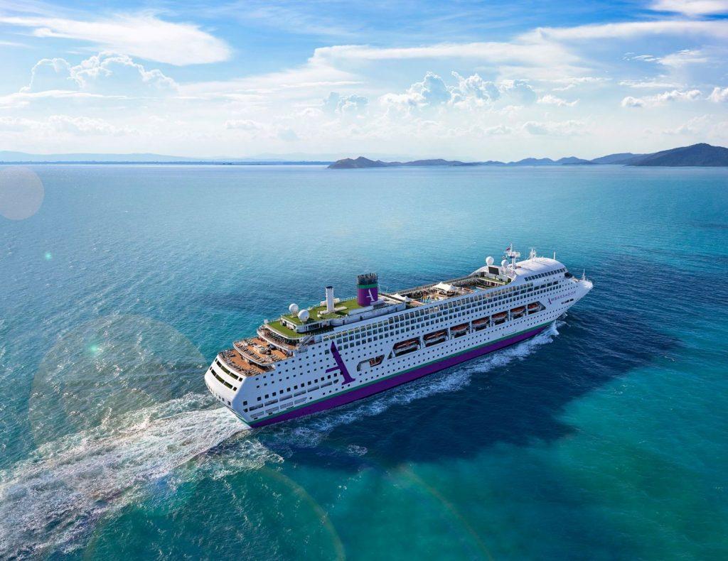 Ambassador Cruise Line: nouvelle ligne de croisière