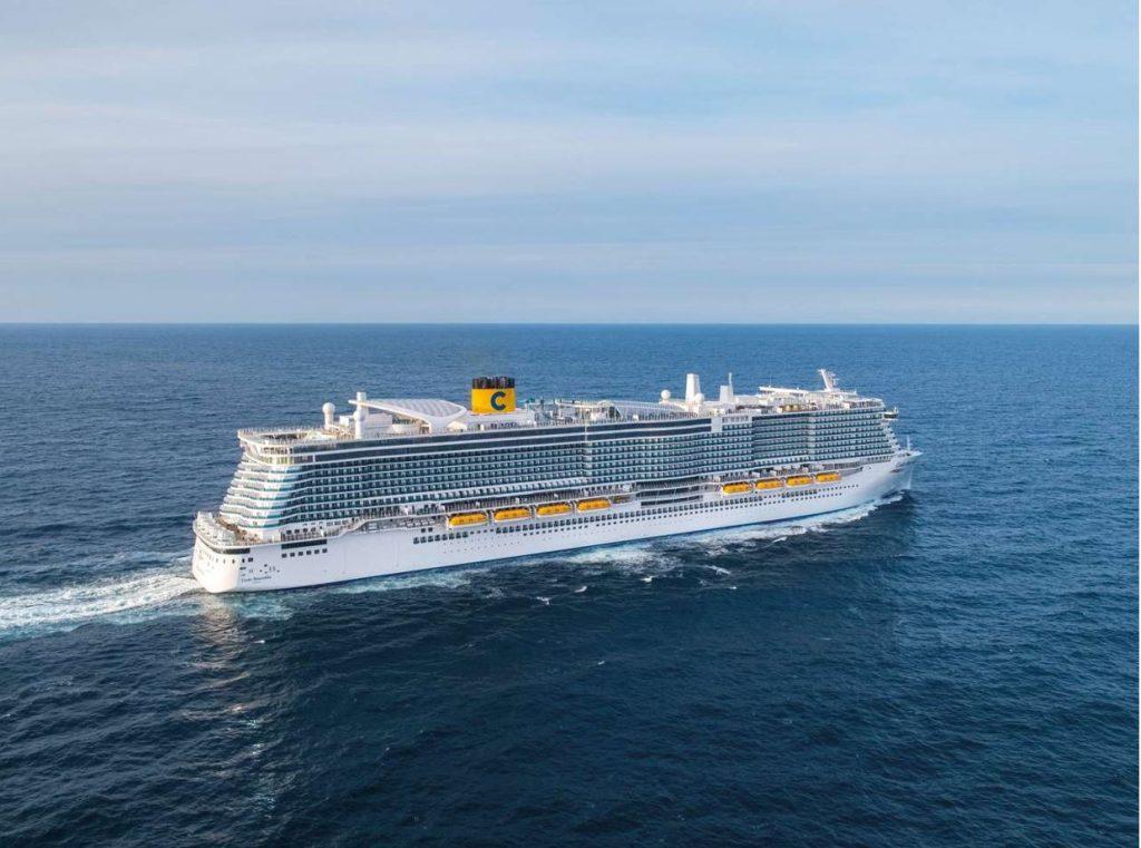 Costa Kreuzfahrten: tolle Neuigkeiten an Bord