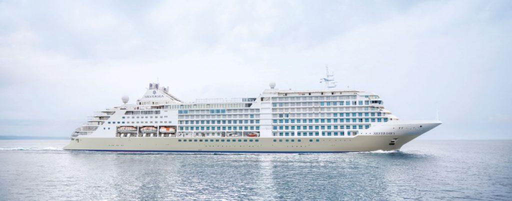 Silversea: il nuovo programma Otium