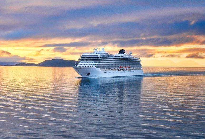 Viking Saturn: o novo navio da Viking Cruises